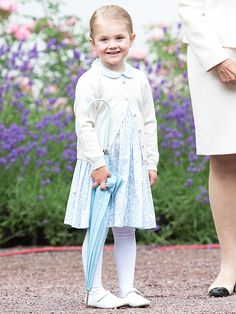 Little Princess Estelle Was Way Too Cute at Crown Princess Victoria's Birthday (and Princess Sofia Makes Her First Post-Honeymoon Appearance!) http://www.people.com/people/package/article/0,,20395222_20937926,00.html