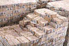 One Billion Dollar (Most Expensive Artwork Ever) - information aesthetics Mo Money, Cash Money, Money Pics, Money Pictures, Play Money, Make Money Online, How To Make Money, Online Gift, Online Jobs