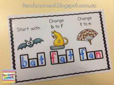 Using Phonemic Awareness to Construct New Words