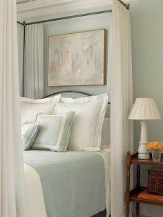 A Serene Bedroom by Phoebe Howard