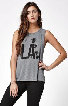 Palm Street LA Muscle T-Shirt