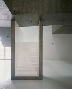 Via thehardt Located in Praceta Alves Redol, Portugal, Casa dos Cubos (2007) by EMBAIXADA arquitectura. The Project is a reconversion of a former rundown infrastructure that plays a relevant role in the social and urban context of the city of Tomar, although without any particular architectural interest. The existing 10,100 ft² (938 m²) building acquires a new interior reading, being reconfigured and transformed in a unitarian and hermetic space with the use of white mate paint and mate…