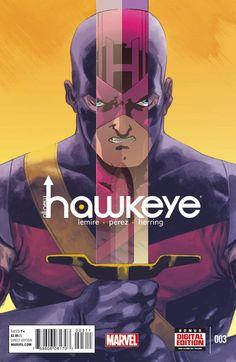 Preview: All-New Hawkeye #3,   All-New Hawkeye #3 Story: Jeff Lemire Art: Ramon K. Perez Covers: Ramon K. Perez, Annie Wu & Pasqual Ferry Publisher: Marvel Publication ...,  #All-Comic #All-ComicPreviews #ALL-NEWHAWKEYE #AnnieWu #Comics #JeffLemire #Marvel #PasqualFerry #Previews #RamonK.Perez