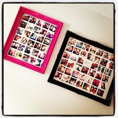 Instagram  Photo Display for Teen Girls Room