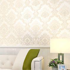 7 cores europa padrão papel de parede de som de espuma não tecido rolo de papel de parede para sala de estar fundo TV grátis frete em Papéis de parede de Melhorias na casa no AliExpress.com   Alibaba Group