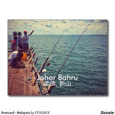 Postcard - Malaysia