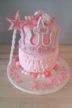 Princess+cake