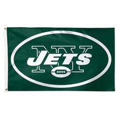 New York Jets WinCraft Deluxe 3' x 5' Flag