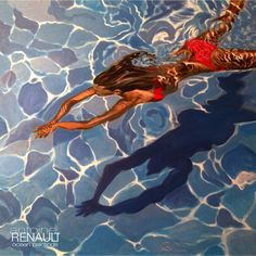 """Rouge""  Antoine Renault 2013  acrylic on canvas 100x100cm http://antoinerenault.com  http://www.facebook.com/AntoineRenault"