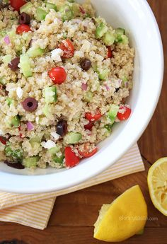 ... Flavors on Pinterest | Quinoa, Quinoa salad and Easy indian curries