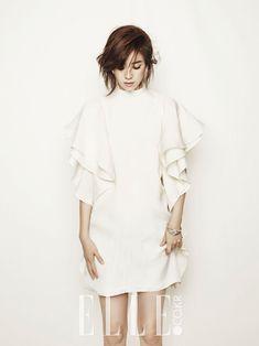 Han Hyo Joo - Elle Magazine July Issue 13