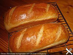 Einfaches Toastbrot, ein sehr leckeres Rezept aus der Kategorie Brot und Brötchen. Bewertungen: 13. Durchschnitt: Ø 4,1.