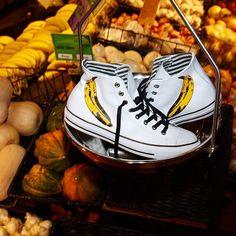 @converse X #andywarhol #shoes By Eastdane