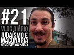 Vlog Diário #21 - Judaísmo, Maçonaria e Anéis Consagrados