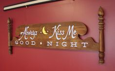Peter Lavallee inspired us to make this headboard creation!    http://www.yeoldesignshoppe.net/