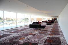 Location: Sheraton Milan Malpensa Airport Hotel & Conference Centre, Italy. #Carpet by #egecarpets