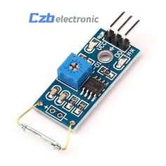 >> Click to Buy << Reed sensor module magnetron module reed switch MagSwitch For Arduino #Affiliate