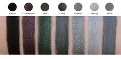 Makeup Geek Eyeshadow Pan - Graphite - Makeup Geek Eyeshadow Pans - Eyeshadows - Eyes