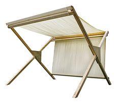 Pérgola de 3 x 2,5 m DOÑANA Twin Canopy Bed, Ikea Canopy, Shade Canopy, Fabric Canopy, Canopy Tent, Beach Canopy, Door Canopy, Canopy Lights, Backyard Canopy