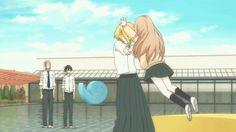 Wheeeee [Tanaka-kun wa Itsumo Kedaruge] - http://ift.tt/1NPM1Zx