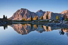Mountain mirror - www.danielrericha.cz