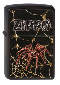 Zippo 2001184 Feuerzeug 218 Web und Spider