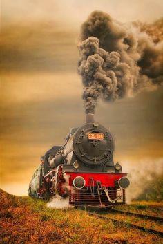 ginvandegreif:  Beautiful train