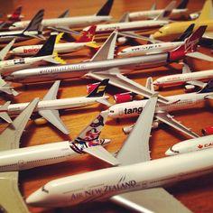 Toy planes! - @jayclass777- #webstagram