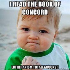 lutheranism rocks. #lutheran #humor