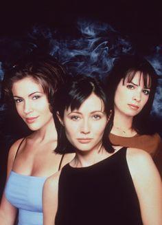 """Von 1999 bis 2007 lief die Erfolgsserie """"Charmed – zauberhafte Hexen"""" auf ProSieben."""