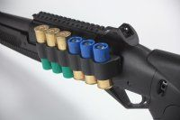 CMC Benelli SuperNova Tactical Shotgun Outfit with Collapsible Stock for Law Enforcement