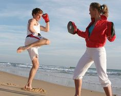 The Benefits of Kickboxing: Kickboxing is a relatively new way of getting both the strength endurance gains of a long gym session and the body toning of a run. Burning 800 calories in just 60 minutes and using an array of different punches and kicks, it is not only a fantastic form of intensive exercise but also a great way of having fun, especially if it's on one of our fitness holidays.