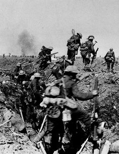 My little brother is doing his P7 project on WWI. Since I never got taught about it I'm eager to help him so I can learn about it myself. We were looking through some pictures and looking at the trench warfare, and these images shocked me.