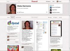 Ervaringsdeskundige Dieke Harmsma aan het woord over haar ervaring met een Pinterest CV