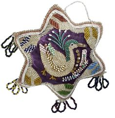 Birds and Beasts in Beads: 150 Years of Iroquois Beadwork by colgate university, via Flickr