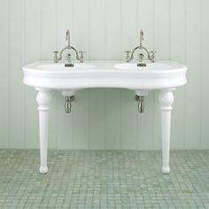 vintage bathroom pedestal sinks. Double Pedestal Sink My Dream. Vintage Bathrooms Bathroom Sinks H