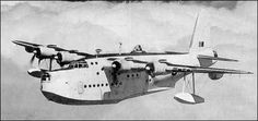 "The Short Sunderland - To meet requirement R.2/33 of the Air Ministry for a general reconnaissance flying boat, Short developed the S.25 Sunderland from their famous S.23 ""Empire"" or ""C-class"" flying boat, the flagship of Imperial Airways. The S.25 first flew on 16 October 1937. #British #Aviation"
