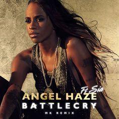 Angel Haze + Sia - Battlecry http://www.theneonchameleon.com/#!Angel-Haze-Sia/zoom/c1m4a/image11cw