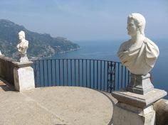 Il luogo più bello del mondo è il giardino di Villa Cimbrone a Ravello