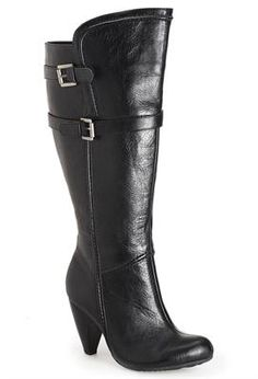 e54a6b64849f  80.00 Plus Size Kristen Tall Buckle Boot