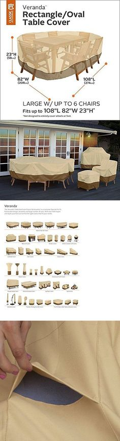 Outdoor Furniture Covers 177031: Classic Accessories Veranda 78912 Patio  Chair Cover, Standard  U003e BUY IT NOW ONLY: $40 On EBay! | Pinterest