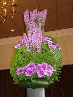 Terracing Floral Design Techniques Pinterest