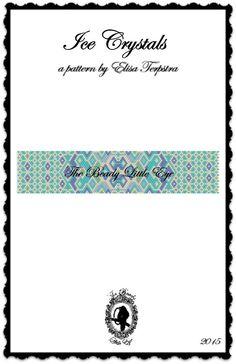 Peyote Patterns Beading Patterns Peyote par TheBeadyLittleEye