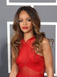 los angeles - feb rihanna arrives to the grammy awards 2013 on february 10 2013 in los angeles ca. Hottest Female Celebrities, Beautiful Celebrities, Most Beautiful Women, Pin Up Curls, Big Curls, Twist Hairstyles, Curled Hairstyles, Cool Hairstyles, Look Rock