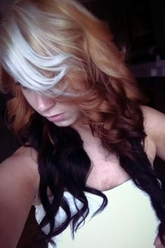 i honestly wish i was brave enough to try something like this