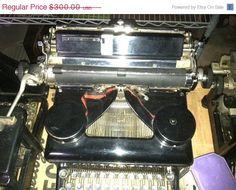 ON SALE Royal Antique Typerwriter 1930's by DesignsbyDazey on Etsy