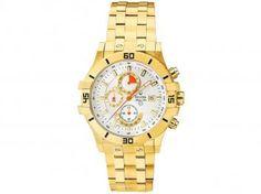 Relógio Masculino Bulova WB 30999 H - Analógico Resistente à Água Cronógrafo