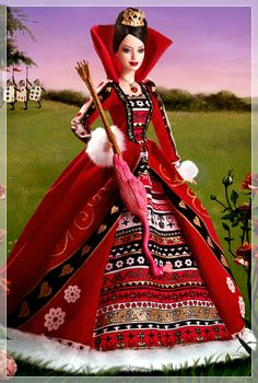 Queen of Hearts Barbie® Doll 2007