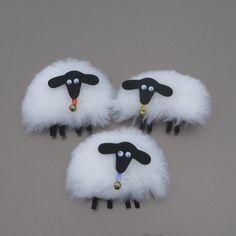 SHEEP FRIDGE MAGNET