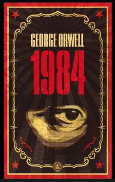 1984 Nineteen Eighty-four by George Orwell (Paperback) Penguin Books, Brand New 9780141036144 I Love Books, Great Books, Books To Read, Reading Books, Paperback Writer, Book Authors, Ernst Hemingway, Nineteen Eighty Four, Beautiful Book Covers